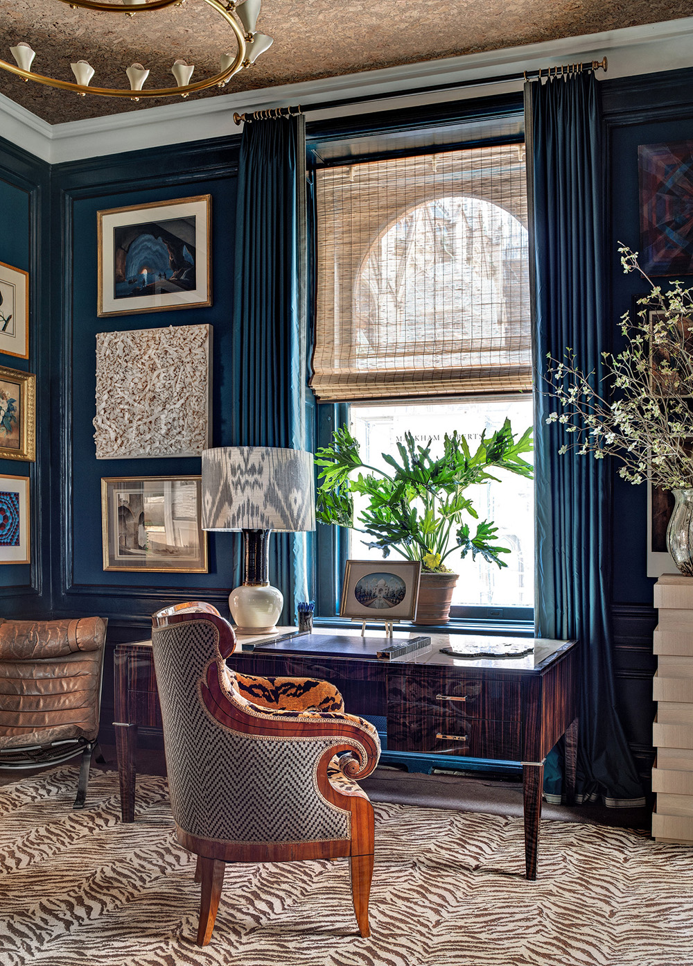 Markham Roberts, Inc., Kips Bay Decorator Show House
