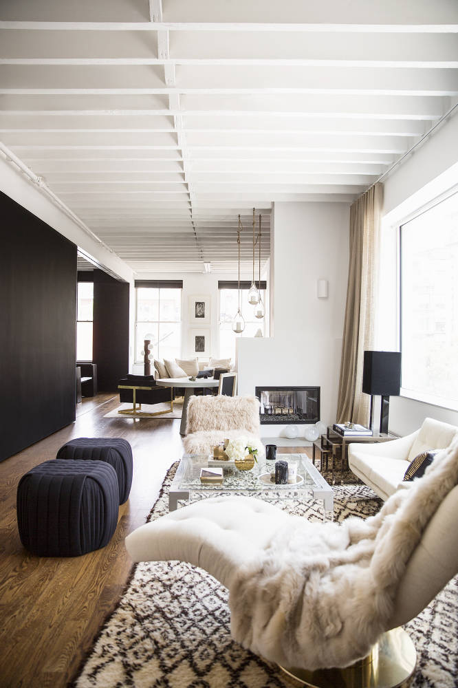 New York apartment by Nate Berkus and Jeremiah Brent