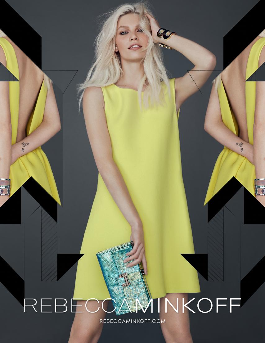 Rebecca Minkoff's Fall 2013 Campaign