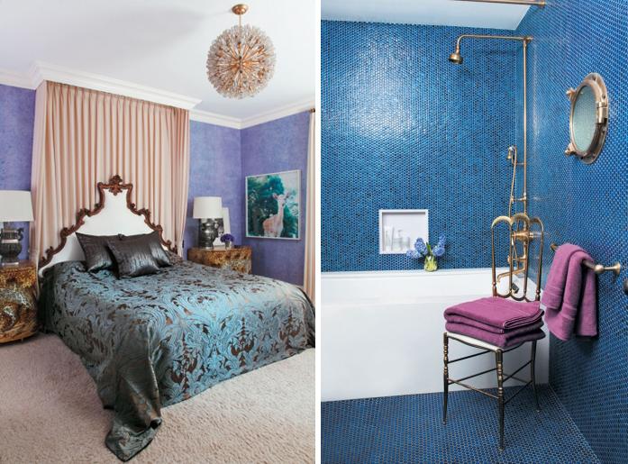Darren Brown Modern Glamour Apartment