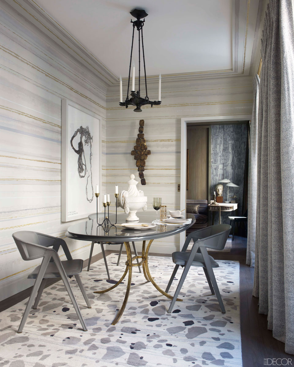 Paris Home Decor: Interiors: Jean-Louis Deniot's Paris Retreat