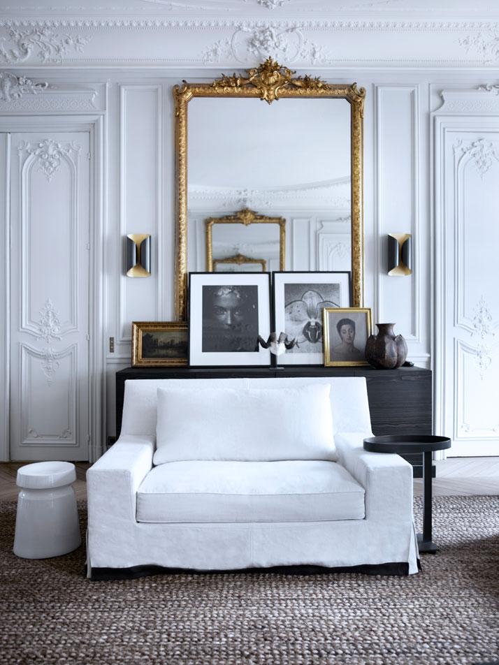 A 19th Century Paris Apartment by Gilles & Boissier