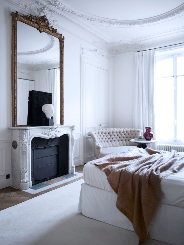 A 19th Century Paris Apartment by Gilles & Boissier