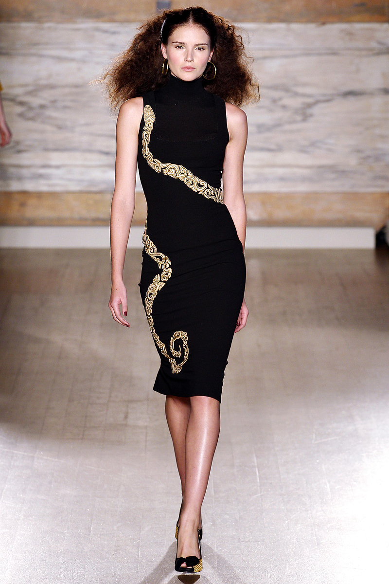 L'Wren Scott FALL 2013 RTW