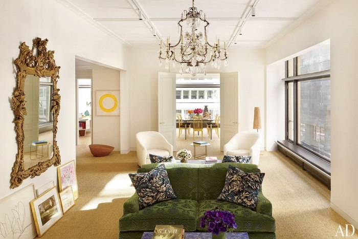Aerin Lauder Office | Architectural Digest