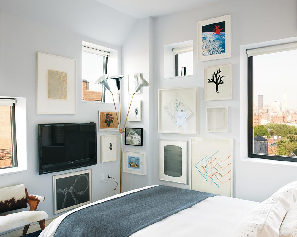 Allan Schwartzman's Chelsea Apartment