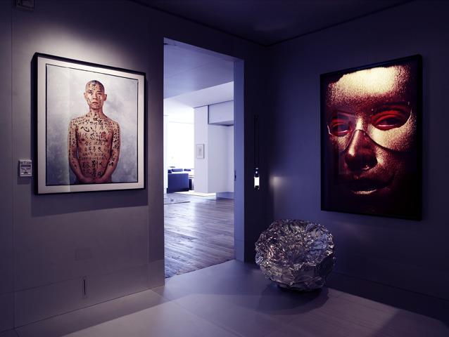 West LA Art Lover's Apartment