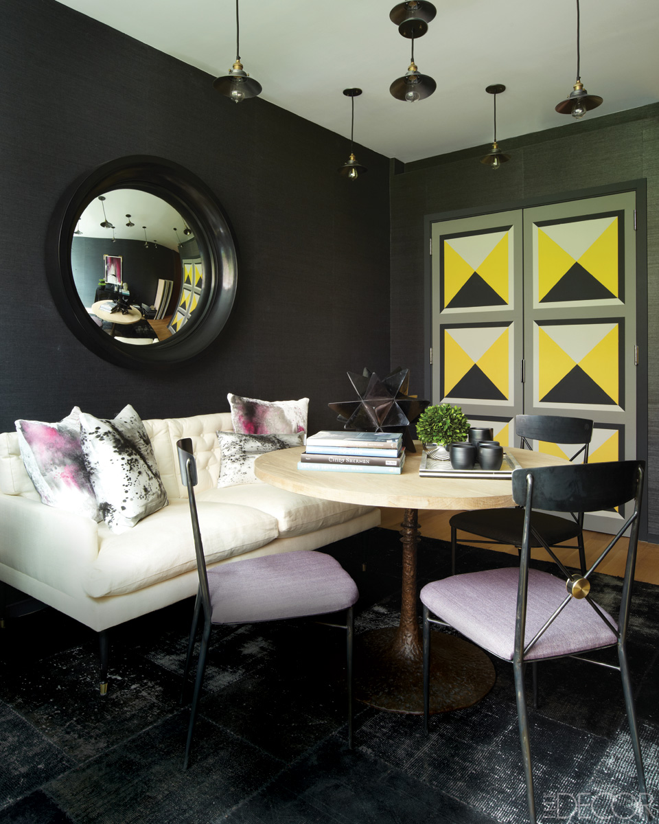 Nina Freudenberger for Elle Decor's Modern Life Concept House