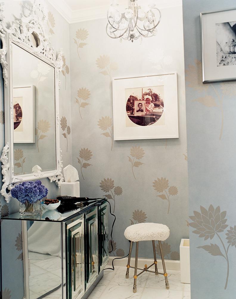 Ashley Stark's Apartment via Domino Magazine