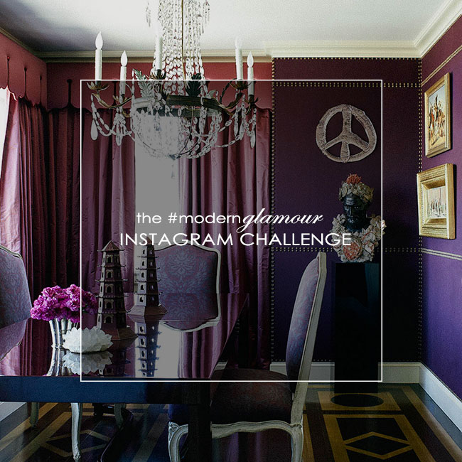 #ModernGlamour Instagram Challenge