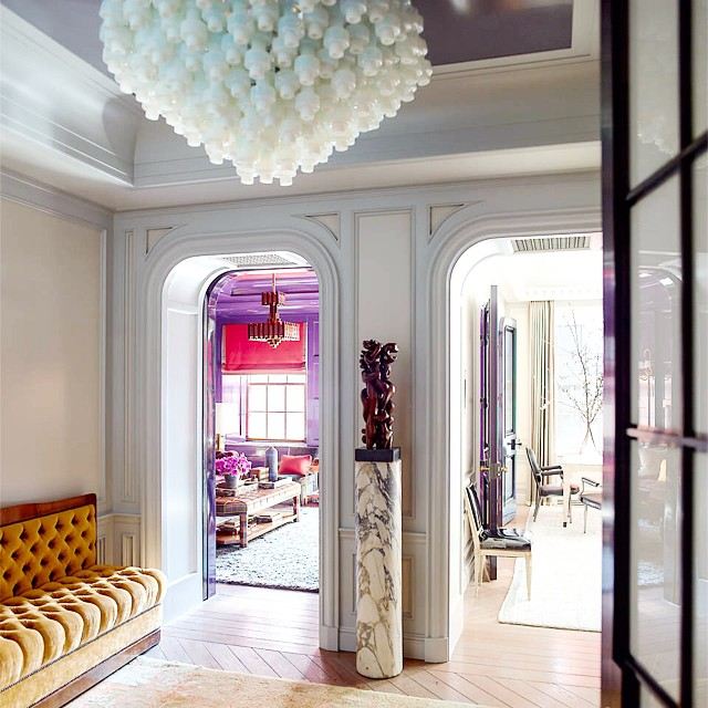 Foyer by Steven Gambrel
