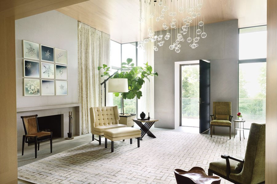 A Contemporary Southern Renovation, Architectural Digest