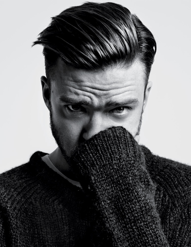 Justin Timberlake for T Magazine