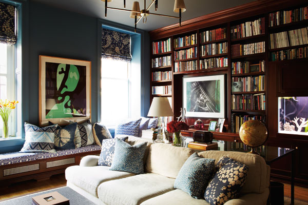 Patricia Herrera Lansing's New York Loft
