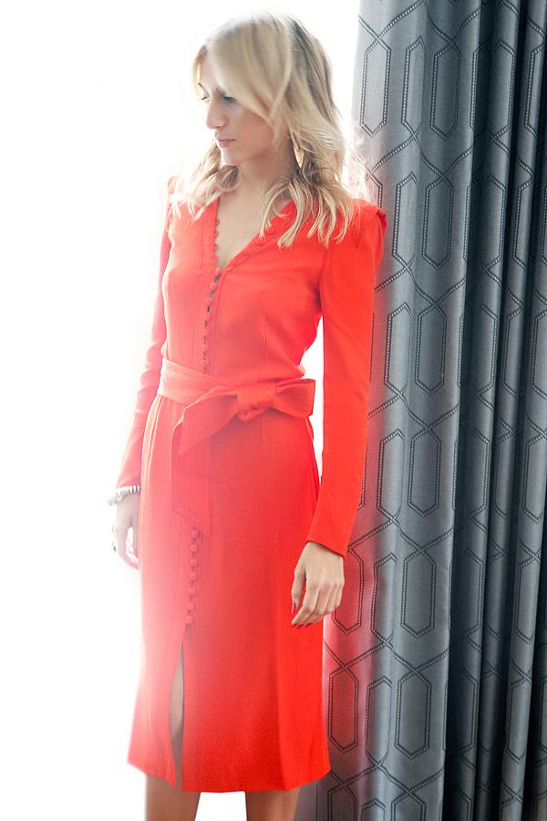 Lola Rykiel for Harper's Bazaar