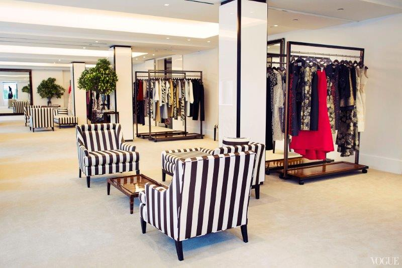 Carolina Herrera's Manhattan Atelier, Vogue.com