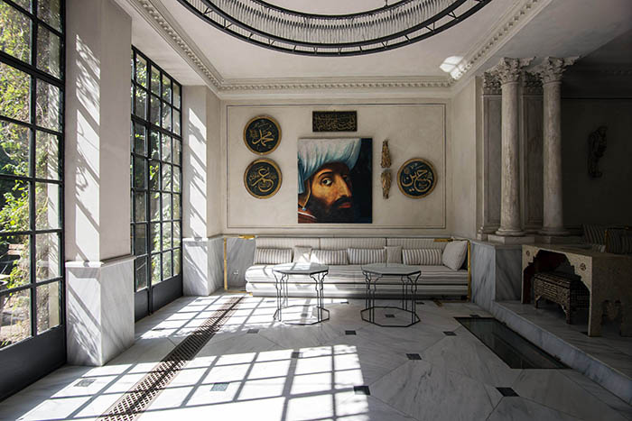 Hazz by Asli Tunca and Carl Vercauteren, Istanbul