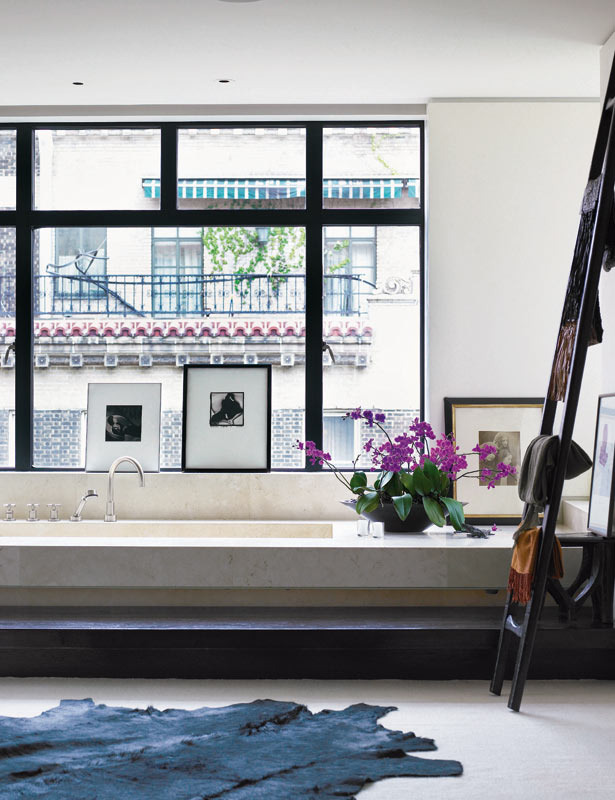 Donna Karan's New York City Apartment
