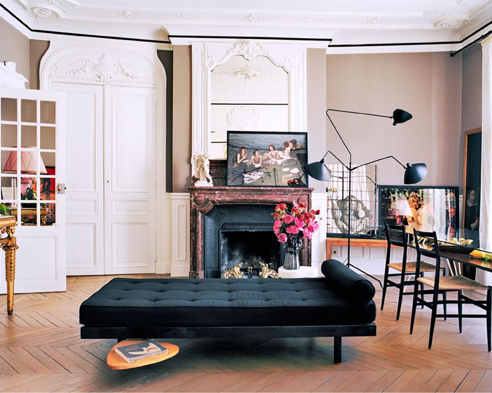 Giambattista Valli's Paris Apartment