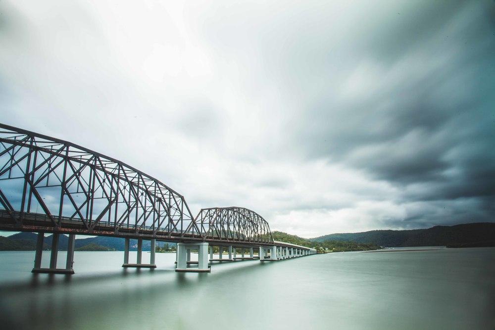 Mooney Mooney Bridge, NSW