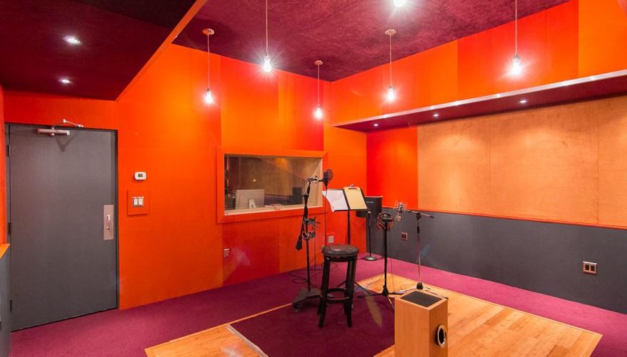 Vocal Corner Store Recording Studio