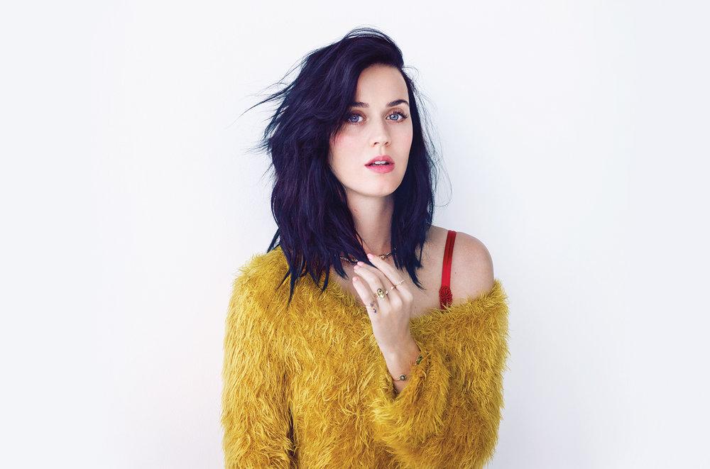 Katy Perry - 55.8M Followers