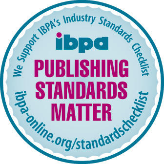 INDEPENDENT BOOK PUBLISHERS ASSOCIATION Click to learn about our high standards.
