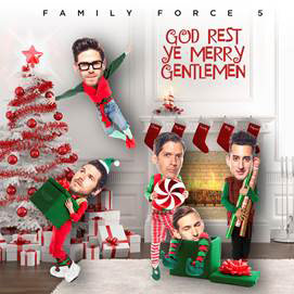 "Family Force 5 ""God Rest Ye Merry Gentleman"" 2014"