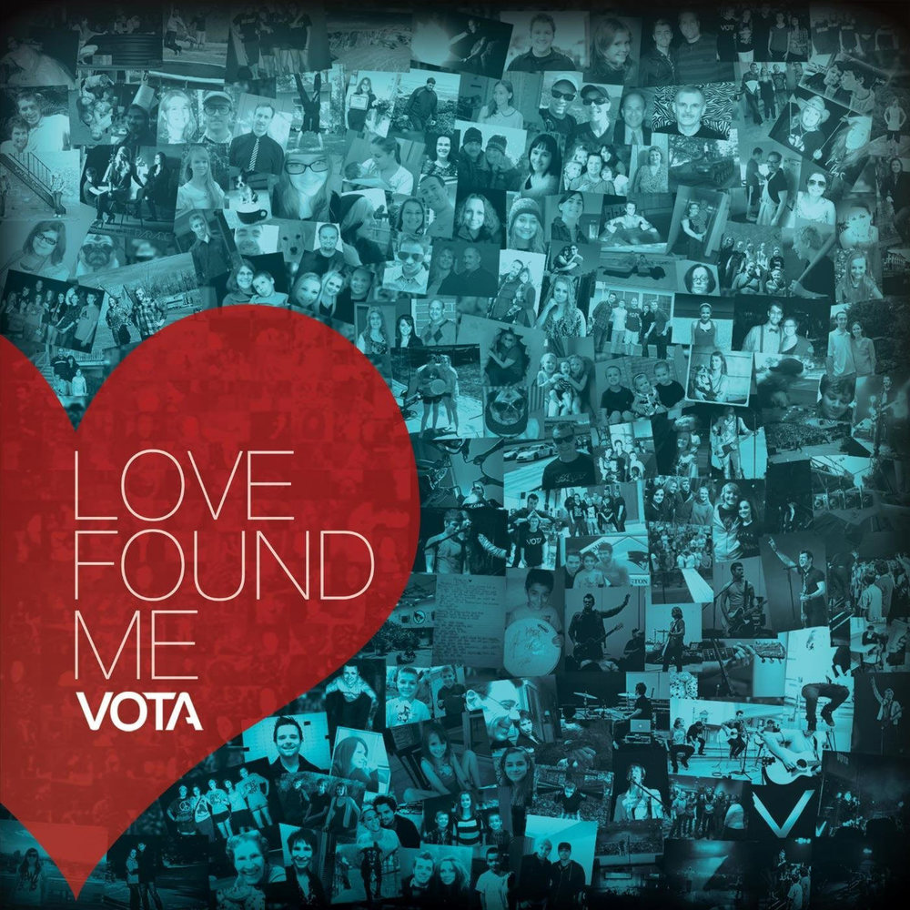 "Vota ""Love Found Me"" 2013"