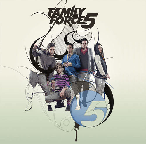 "Family Force 5 ""III EP"" 2011"