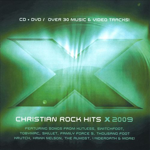 "BEC Recordings ""X2009 17 Christian Rock Hits"" 2009"