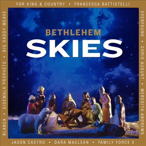 "Various Artists ""Bethlehem Skies"" 2015"