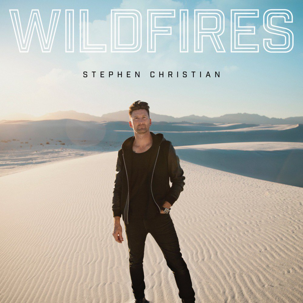 "Stephen Christian ""Wildfires"" 2017"