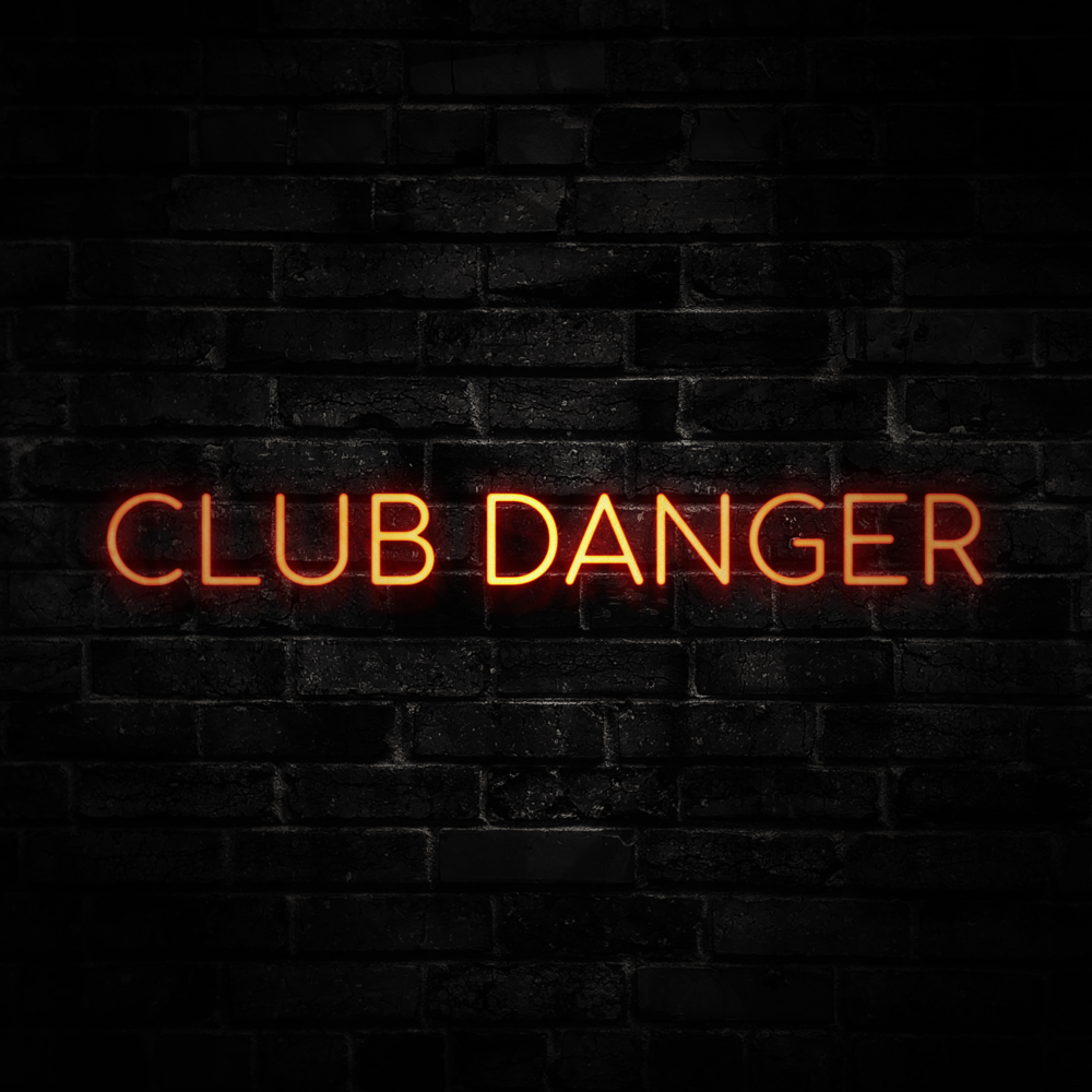 Club Danger Logo B&W Orange.png