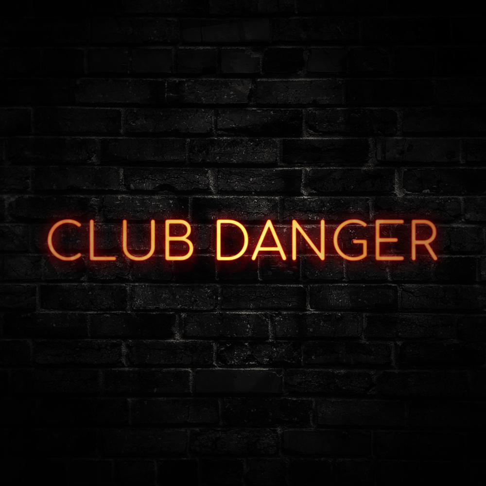 Club Danger Logo B&W Orange.png