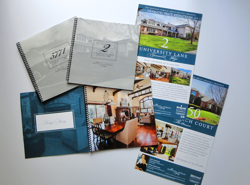 Agent branding packages