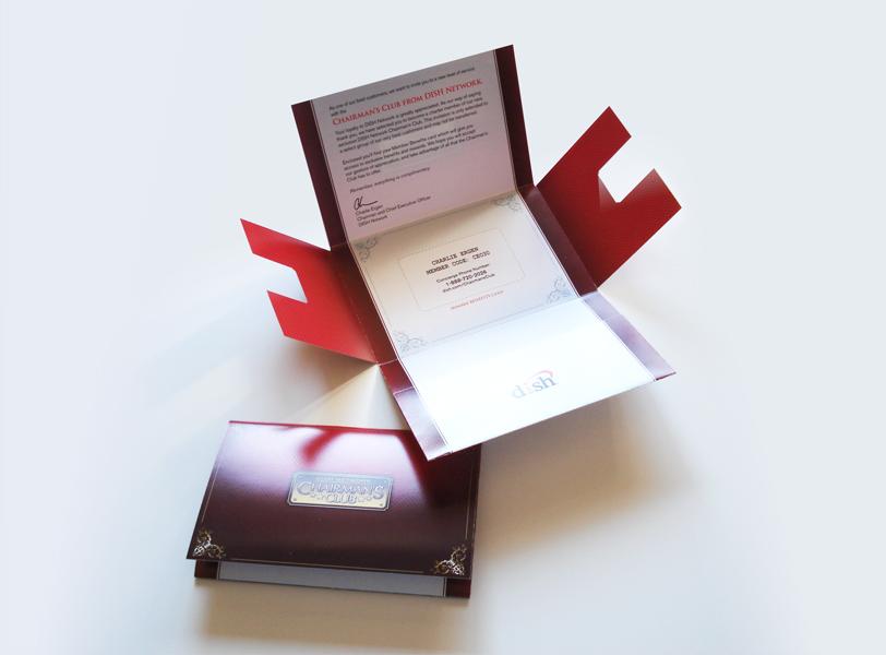Copy of Custom Die-cut Mailer