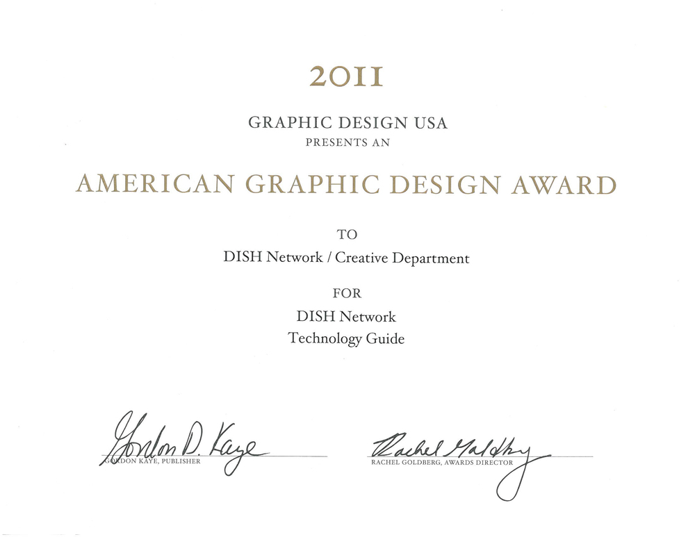 Tech Guide Award