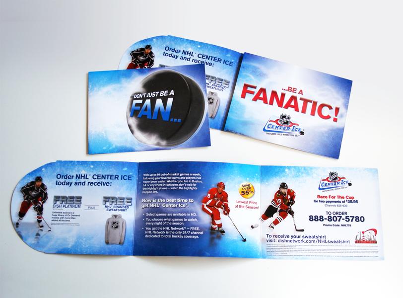 NHL Mailer