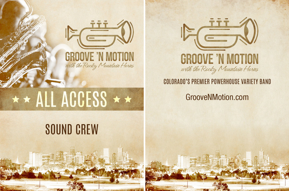 Groove 'N Motion Access Passes