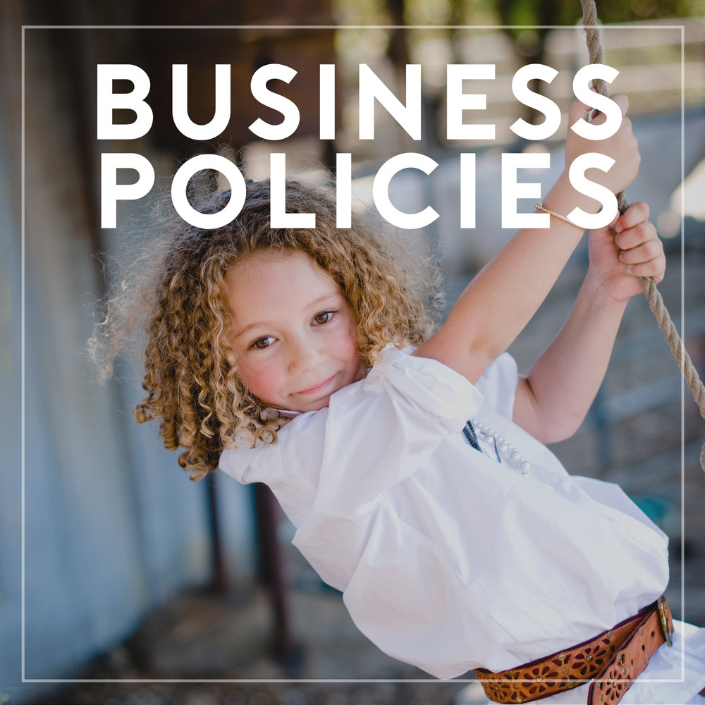 forevercapturedimages_business_policies_2016