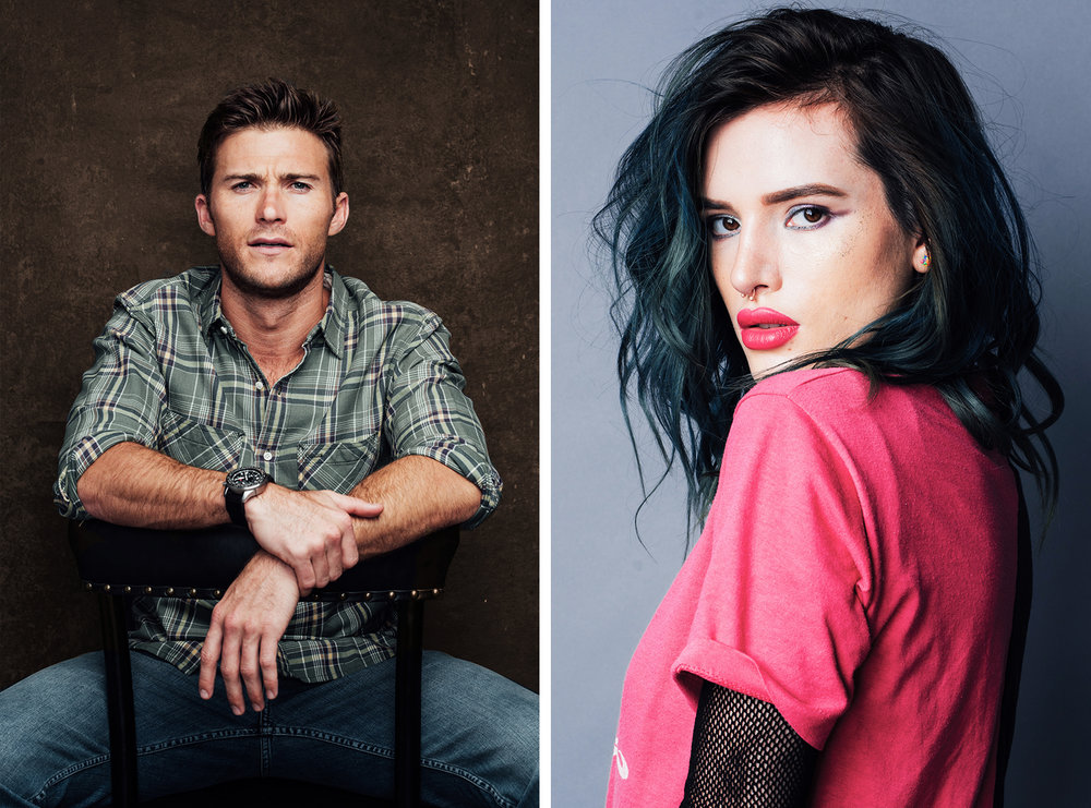 SCOTT EASTWOOD / BELLA THORNE