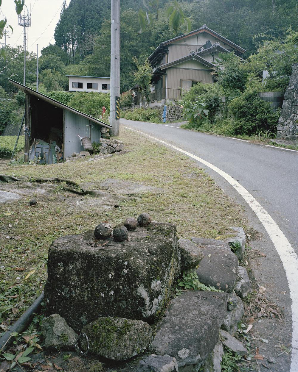 Higashishirakawa, Japan , August 2017.