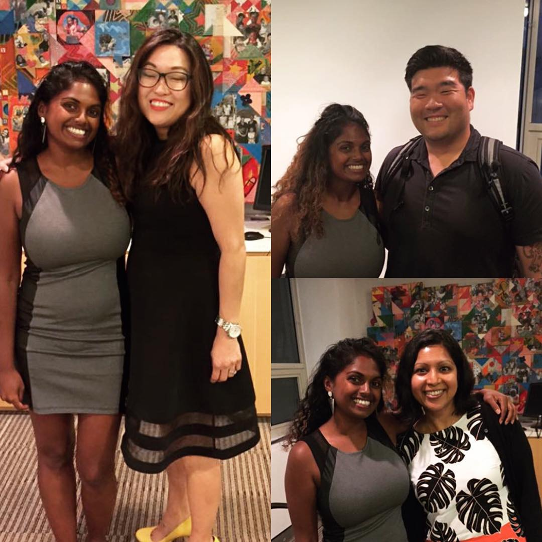 Some of our fans in New York! Thank you all for showing up and supporting #youfollowthefilm Thank you to Modern Family Center for hosting and for helping in filling up the seats! #youfollowscreening #adoptionfilms #adoption #modernfamilycenter #newyork #nycity #filmpremiere #documentary #gratitude #womenfilms #femaleproducer #indian #indianwomen #transracialadoptees