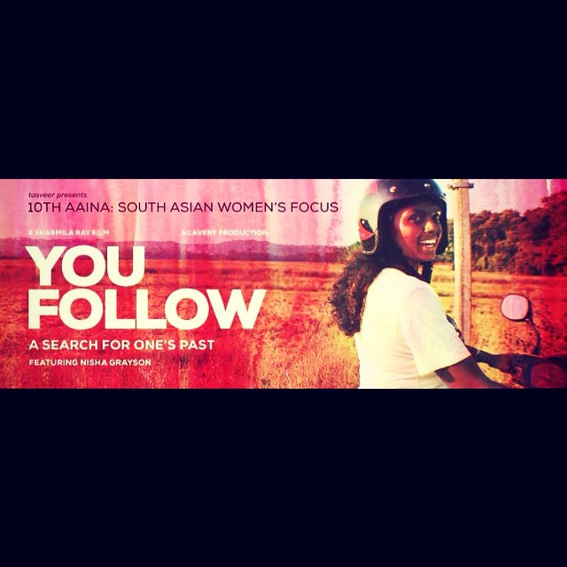 Seattle!!Plans for next weekend? Come join us for a screening of YOU FOLLOW at the Asian Art Museum next Saturday! Tickets are only $5 dollars! See you there! Let us know if you have any questions in the comments! #youfollowthefilm #youfollowscreening #seattle #filmfestival #asianartists #femaledirector #goaindia #filmproducer #womeninfilm #dreams #seattlewashington #motorcycle #seattlepremiere