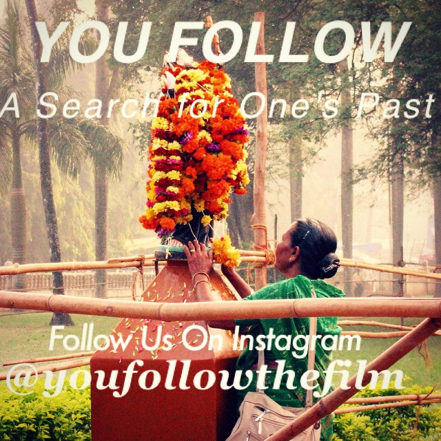 🎥🎥Come join us @youfollowthefilm for updates about future screenings and to see behind the scene photos of India, our film crew, and the making of #youfollowthefilm !🎥🎥