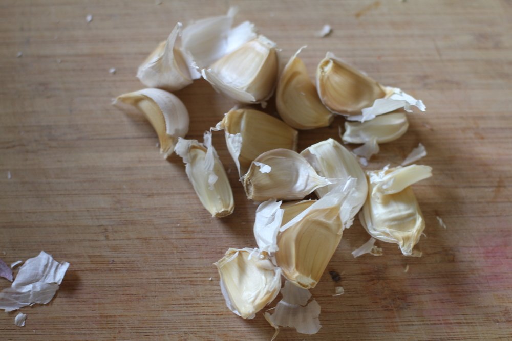 simple living fall feature art of preserving garlic canning