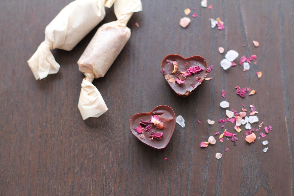 Briana Lutz- Valentine's sweets
