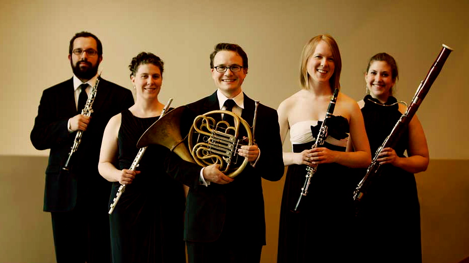 Photo of the City of Tomorrow at the Fischoff National Chamber Music Competition in 2011.