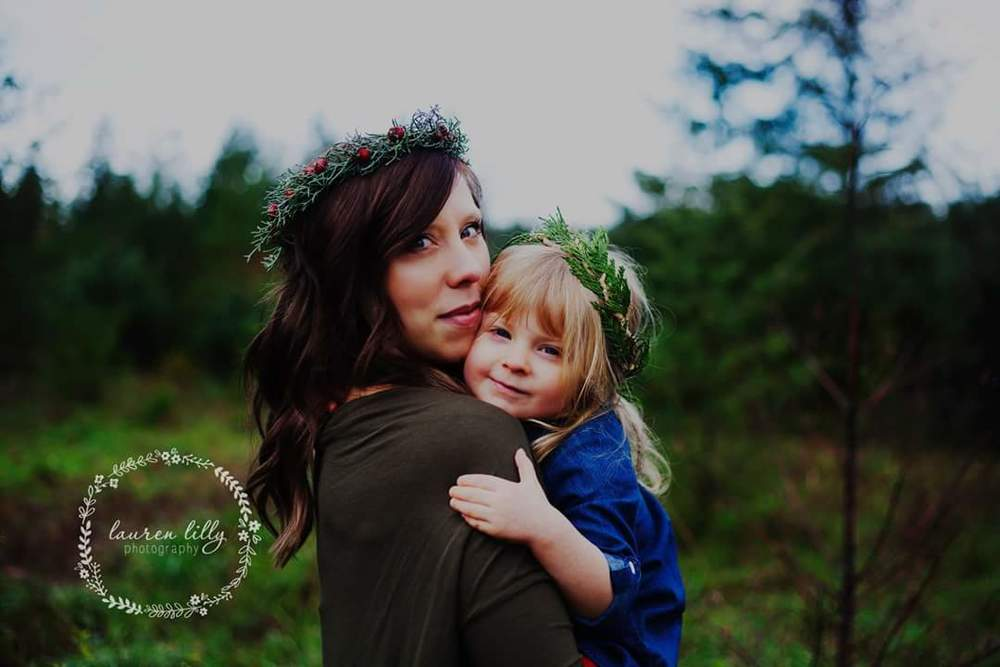 Did some holiday crowns for  Lauren Lilly Photography   And opened up shop on  Etsy!!!
